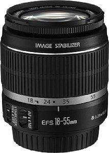 Bild 2. Canon EF-S 18-55mm 1:3,5-5,6 IS [Foto: Canon]