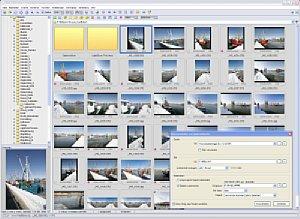 Bild 1: Browserfenster – Import von Speicherkarte [Foto: Dr. Bernd Schäbler]