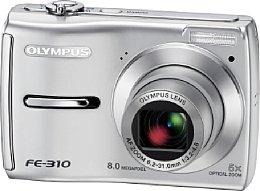 Olympus FE-310 [Foto: Olympus]