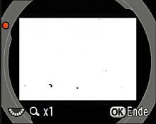 Pentax K20D - Staubalarm [Foto: MediaNord]