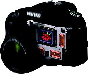 Pentax K200D SR illustration [Foto: Pentax]