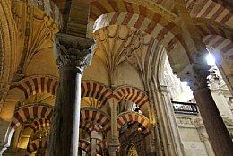 Freihandaufnahme mit ISO 800 in der Mezquita von Cordoba. Nachbearbeitung mit DxO Optics Pro V4.5 [Foto: Michael Hennemann]