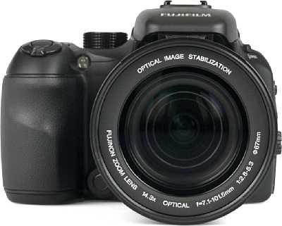 Fujifilm FinePix S100FS [Foto: Medianord e.K.]