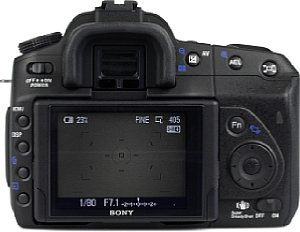 Sony Alpha 350 [Foto: MediaNord]