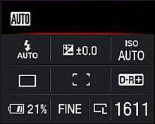 Sony Alpha 350 – Einfachmodus [Foto: MediaNord]