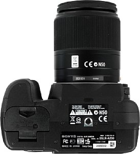 Sony Alpha 200 [Foto: MediaNord]