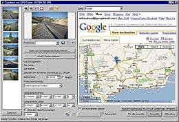 Mit Informationen/Zuordnen von GPS-Daten können Digitalfotos bequem mit Informationen zum Aufnahmeort versehen werden [Foto: Michael Hennemann]