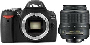 Nikon D60 [Foto: MediaNord]