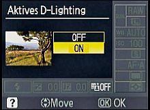 Nikon D60 Active DLighting [Foto: MediaNord]