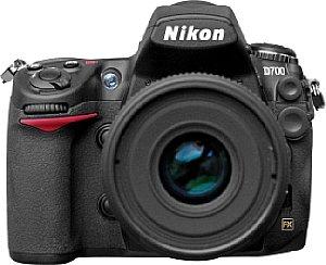 Nikon D700 [Foto: Yvan Boeres]