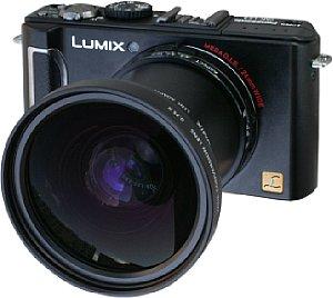 Panasonic Lumix DMC-LX3 [Foto: MediaNord]