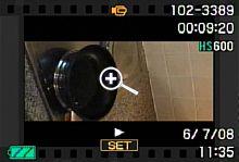 Casio Exilim Pro EX-F1 Filmwiedergabe [Foto: MediaNord]