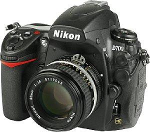 Nikon D700 mit Nikkor F1.4/50mm [Foto: MediaNord]