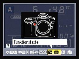 Nikon D90 – Status-Anzeige [Foto: Yvan Boeres]