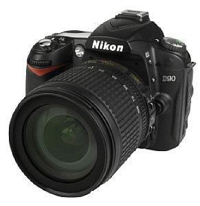 Nikon D90 mit Nikon AF-S Nikkor 18-105 mm 1:3.5-5.6 G ED [Foto: MediaNord]