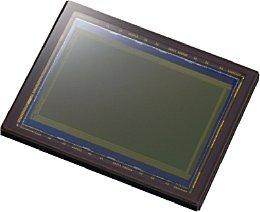 CMOS-Sensor der Sony Alpha 900 [Foto: Sony]