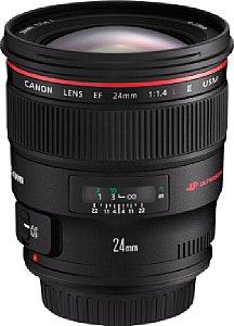 Canon EF 24mm f1.4 L II USM [Foto: Canon]