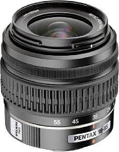Pentax smc-DA L 18-55 mm [Foto: Pentax]