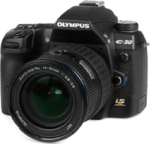 Olympus E-30 [Foto: MediaNord]