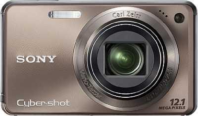Sony Cyber-shot DSC-W290 bronze [Foto: Sony]