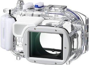 Panasonic Unterwassergehäuse DMW-MCTZ7 für die Lumix TZ7 [Foto: Panasonic]