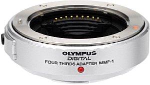 Olympus FourThirds-Adapter MMF-1 [Foto: Olympus]