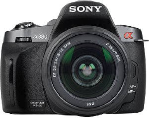 Sony Alpha 380 [Foto: MediaNord]