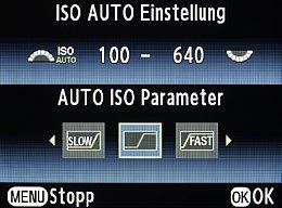 Pentax K-7 – Auto ISO Einstellung [Foto: MediaNord]