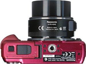 Panasonic Lumix DMC-GF5 mit X Vario 14-42 mm [Foto: MediaNord]