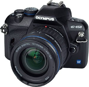 Olympus E-450 [Foto: MediaNord]
