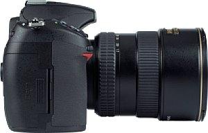Nikon D300S mit AF-S Nikkor 17-55 mm 1:2.8 G ED [Foto: MediaNord]