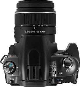Sony Alpha 330 [Foto: MediaNord]