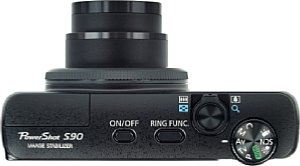 Canon PowerShot S90 [Foto: MediaNord]