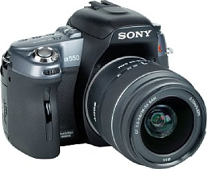 Sony Alpha 550 [Foto: MediaNord]