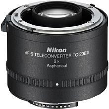 Nikon AF-S Telekonverter TC-20E III [Foto: Nikon]