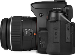Sony Alpha 500 [Foto: MediaNord]