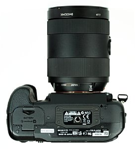 Sony Alpha 850 [Foto: MediaNord]