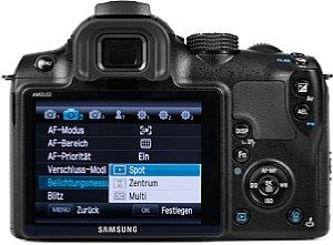 Samsung NX10 [Foto: MediaNord]