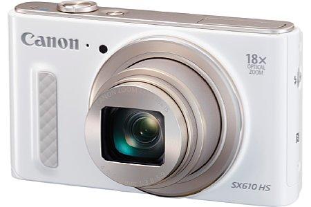 Datenblatt von  Canon PowerShot SX610 HS  anzeigen