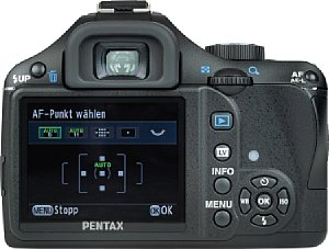 Pentax K-x [Foto: MediaNord]
