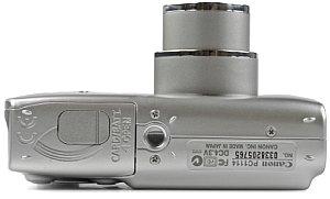 Canon Digital Ixus 700 Bodenansicht [Foto: MediaNord]