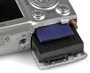 Canon Digital Ixus 700 [Foto: MediaNord]