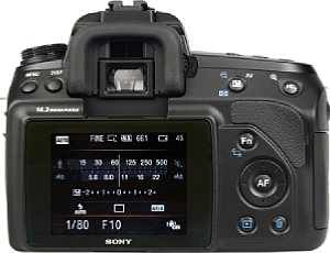 Sony Alpha 450 [Foto: MediaNord]
