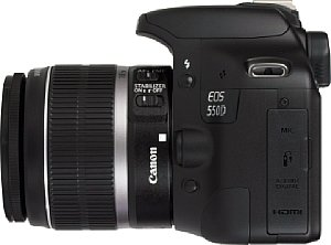 Canon EOS 550D [Foto: MediaNord]