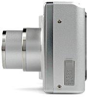 Fujifilm FinePix F10 Seitenansicht [Foto: MediaNord]