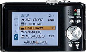 Panasonic Lumix  DMC-TZ8 [Foto: MediaNord]