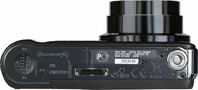 Sony Cyber-shot DSC-HX5V [Foto: MediaNord]