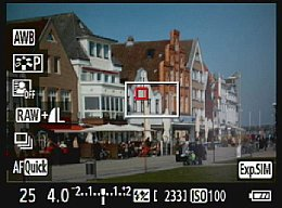 Canon EOS 550D – Livebildmodus [Foto: MediaNord]