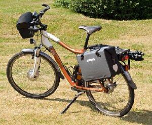 König Fahrradtaschen [Foto: MediaNord]