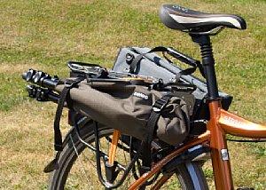 König Fahrradtasche für ein Stativ [Foto: MediaNord]
